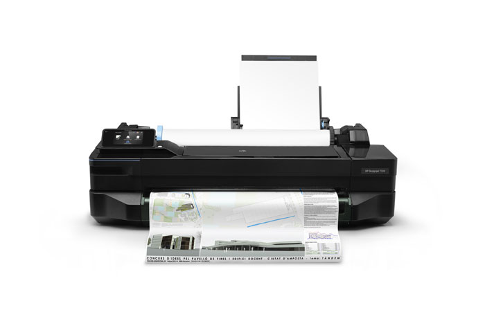 Designjet T120 24-in ePrinter