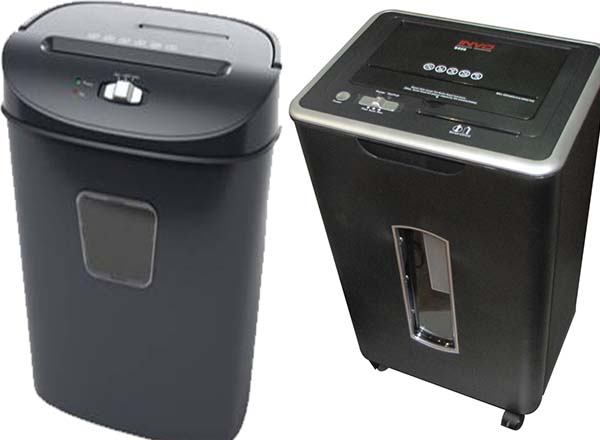 Paper Shredder Small Office And Home Office Use